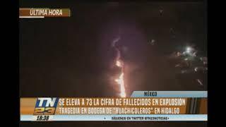 Download Video Estallido en tubería de combustible deja al menos 73 muertos en México MP3 3GP MP4