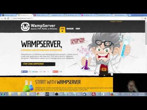 Web development school - Wordpress for beginners