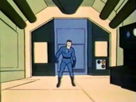 Fantastic Four 1967 Cartoon (Klaw Preview)