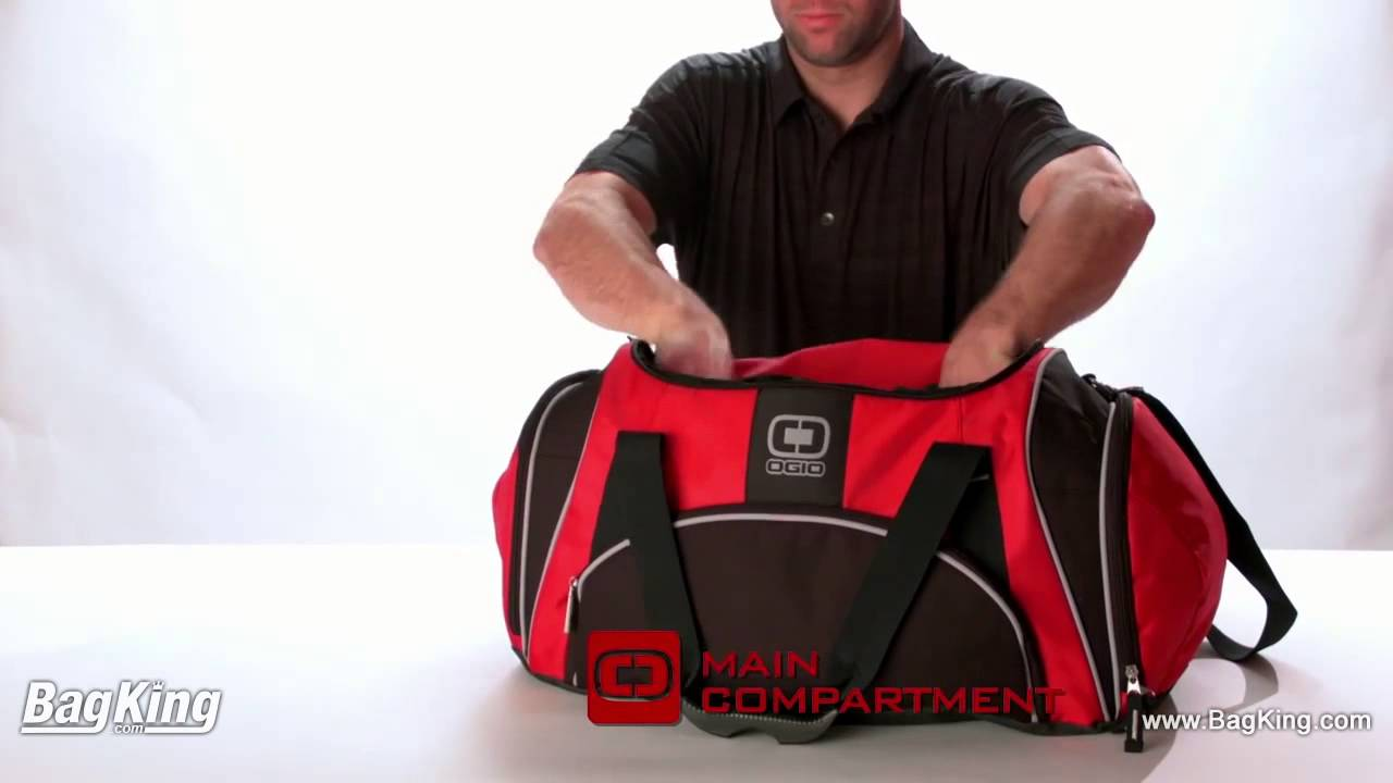 309620eabf Ogio Crunch Duffel Bag - BagKing.com - YouTube