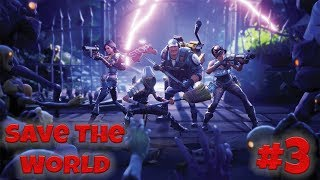 1200 V-bucks /zi? Fortnite SaveTheWorld #3