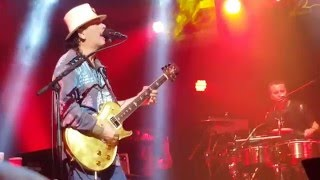 Original Santana Reunion Las Vegas 3/21/2016 Black Magic Woman/Oye Como Va (Snippet)