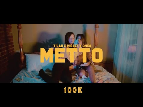 Metto | මැට්ටෝ - Tilan Ft.Onka x Migzzy Mindblaster ( Official Music Video )