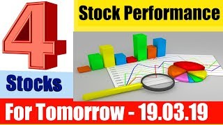 4 Stocks For Tomorrow By Tech And Finance || Intraday Stock Tips 💡