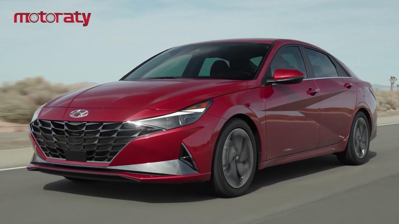 2021 Hyundai Elantra - Interior and Exterior Details