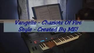 Tyros 5 - Chariots Of Fire (Vangelis)