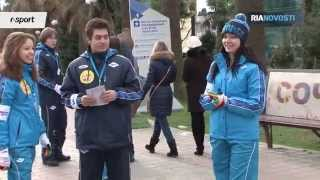 Winterspiele 2014: Sotschi am Vorabend der Eröffnung