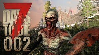 7 Days to Die [002] [Dead by Daylight] Let's Play Gameplay Deutsch German thumbnail