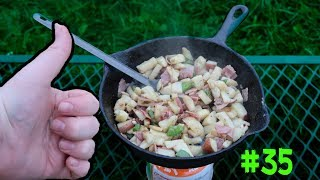 PineGrove Cookin Thursdays EP #35 Fried Potatoes With Ham And Peppers