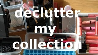 Declutter my Collection | Part 3 Lip Products Thumbnail