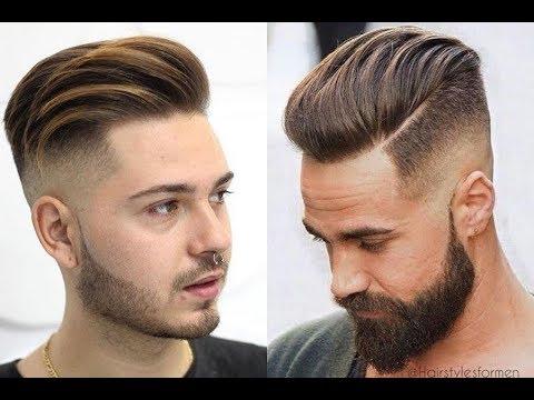 Mens High Skin Fade Haircut New Hairstyles 2018 Youtube