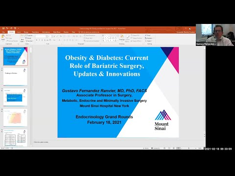 Obesity and DIabetes: Current Role of Bariatric Surgery, Updates and Innovations