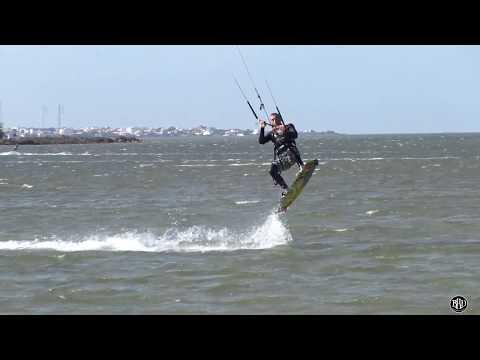 Tunisia_Mahdia.. hard sport..a lot of leisure... kiteboarding