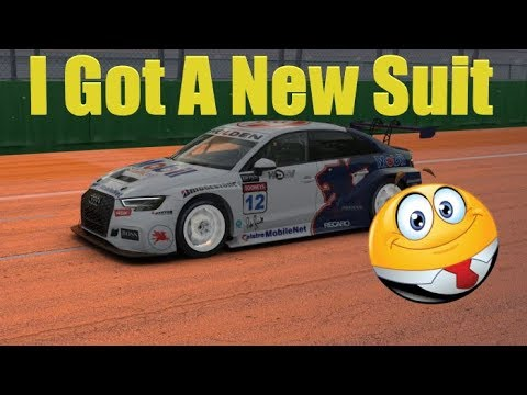 iRacing - Audi TCR - Monza - Good Ole Monza Games - YouTube