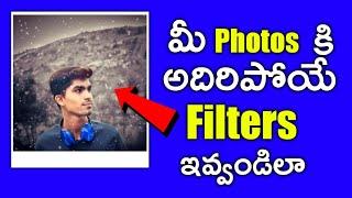 Best whatsapp status photo editing App in telugu