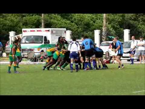 Bermuda vs Guyana Rugby, June 23 2012