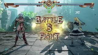 SOULCALIBUR™Ⅵ_Ivy vs Sophitia