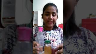Comparison of natural and handmade ROSE WATER///GOLDEN BEAUTY BENIFITS