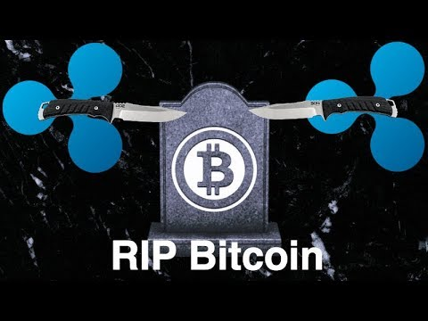 Bitcoin, Innovate or Die - Ripple Will...