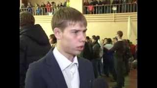 Всероссийский турнир по дзюдо им.Устинова