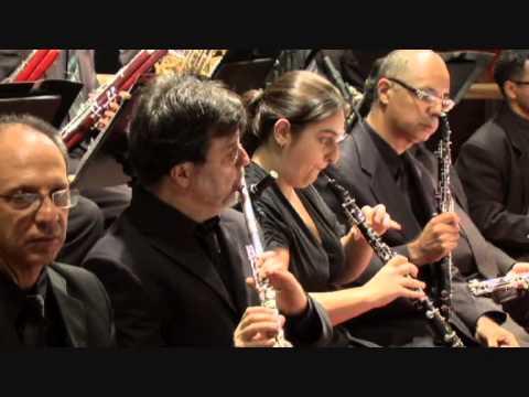 O Quebra-Nozes - Orquestra de Câmara Paulista, regência Branco Bernardes
