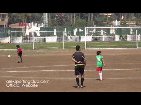 مباراة كرة القدم 2003 بين سبورتنج و شباب الحرية 2014
