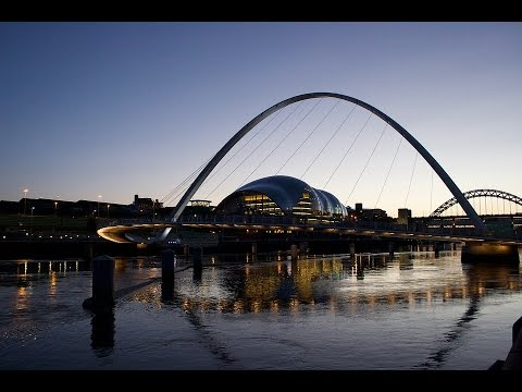 Places to see in ( Newcastle upon Tyne - UK ) The Quayside