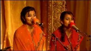 MERU Concerts - Vidya and Vandana Iyer - Krishna Bhajan