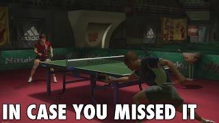 Rockstar Games Presents Table Tennis - ICYMI