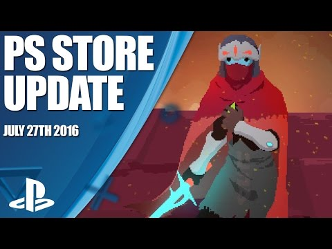 PlayStation Store Highlights - 27th July 2016