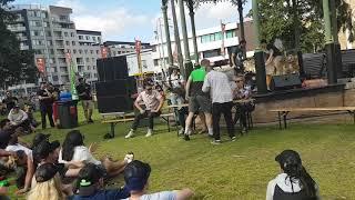 Chilli eating contest - burgerpalooza 2018