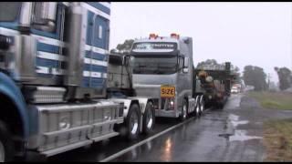 Oversize load Australia