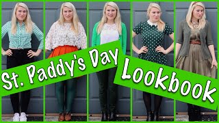 St. Patrick's Day Inspired Outfits | Lookbook
