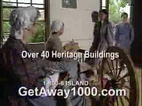 Visit the 1000 Islands: Upper Canada Village, Morrisburg Ont
