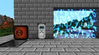 Krasse Türen und Kraftfelder! - Malisis Doors Mod | Minecraft Mod