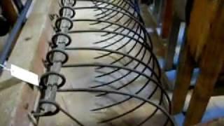 Old Antique Hay Rake