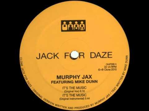Murphy Jax feat Mike Dunn - It's The Music (Legowelt Remix)