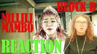 Adults react to Block B - NILLILI MAMBO