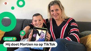 Jairo en zijn moeder gaan viral met Chateau Meiland-video's