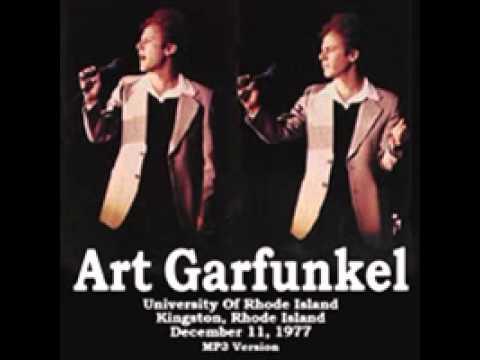 Art Garfunkel I Only Have Eyes For You Live 1977