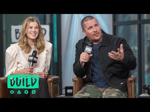 Christian Bale, Rosamund Pike & Wes Studi Speak On