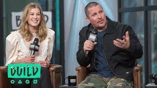 """Christian Bale, Rosamund Pike & Wes Studi Speak On """"Hostiles"""""""