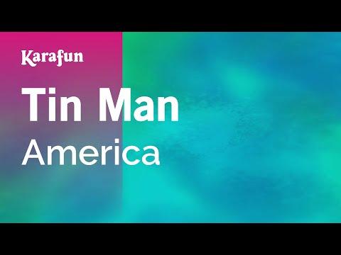 Karaoke Tin Man - America *