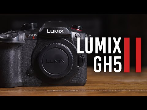 Panasonic Releases the DC-GH5 II Digital Camera; More Info at...