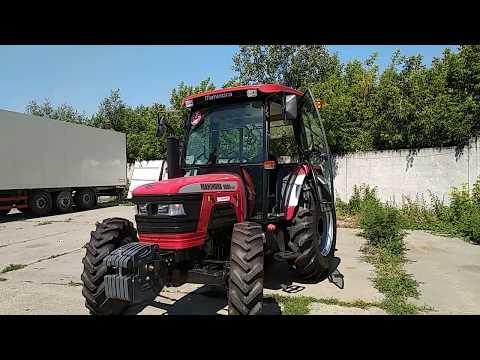Сравнение тракторов Махиндра 8000 и МТЗ-82 Agrotractor.com.ua