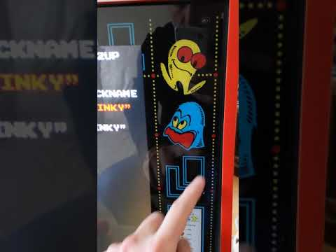 Arcade1up Partycade Screen Protector Removal from Frank McElhill