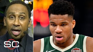 Giannis is heartless, he's coming for everybody! - Stephen A. | SportsCenter