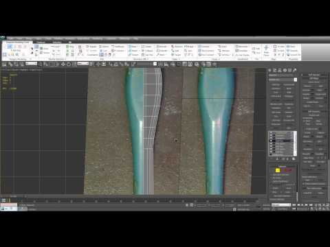 3D Modeling Tutorial #83 - Modeling a Brush + Introduction to Max Hair and Fur