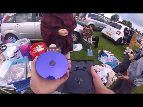 LIVE Car Boot Hunt Episode 11. Pokemon, Looney Tunes, Games (Shocker)