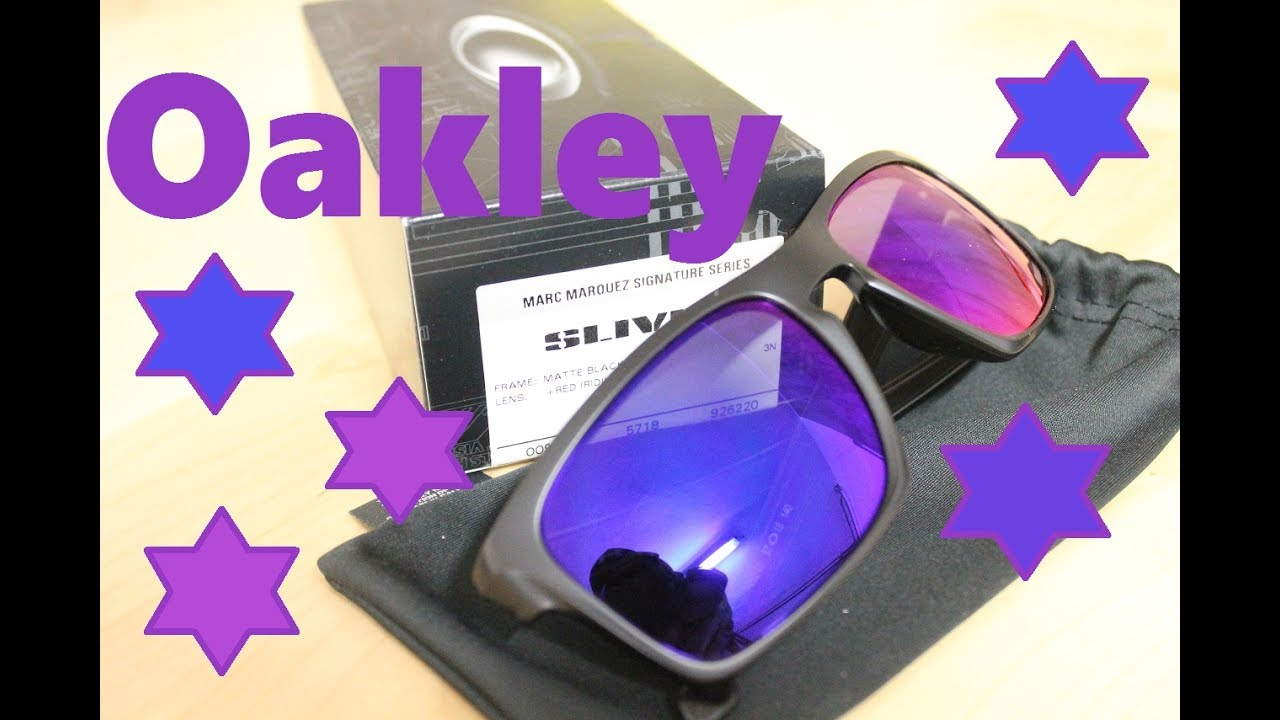 oakley sliver marc marquez